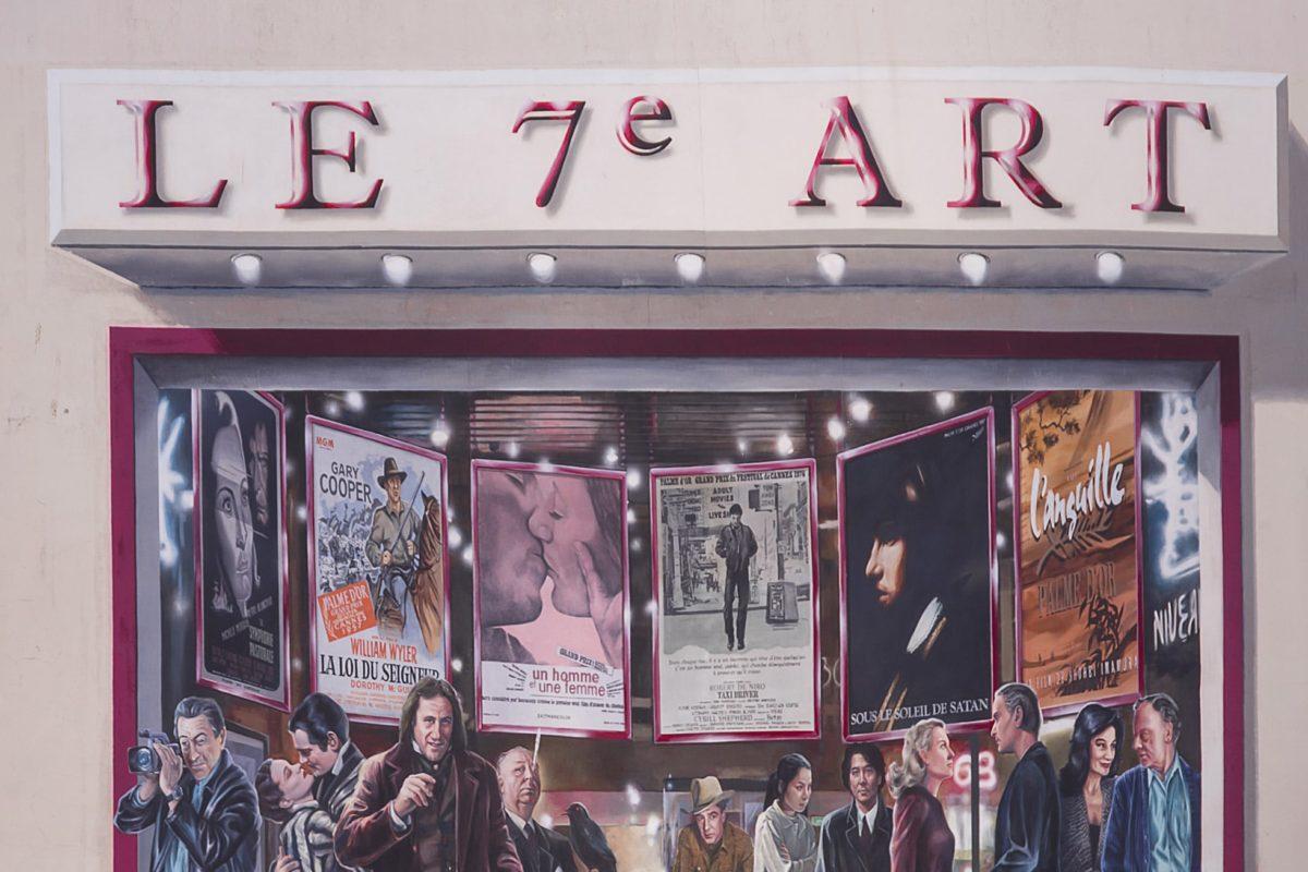 A Cannes le 7ème art a son Festival du film, tel un roi célébré en son Palais des Congrès chaque mois de mai. Les salons professionnels internationaux et congressistes sont accueillis toute l'année avec beaucoup d'attention.