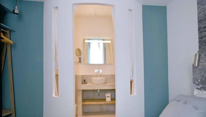 Salle de bain bulle appartement cannes - Villa Marceau
