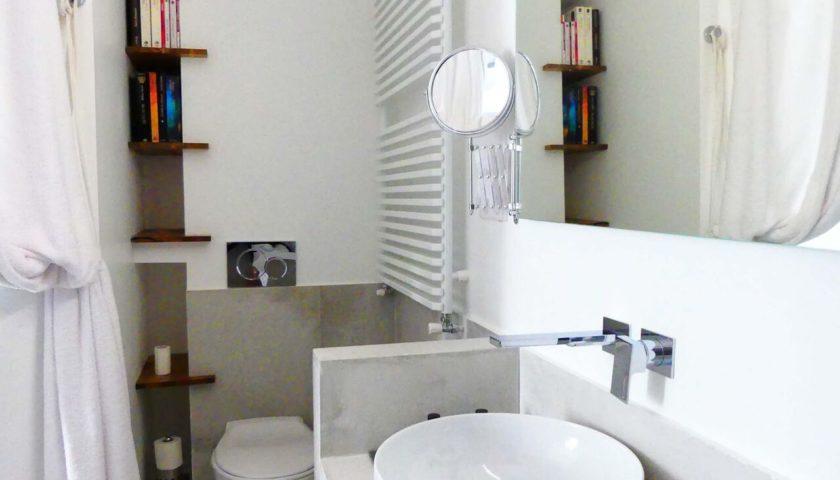 Salle de bain appartement cannes - villa marceau