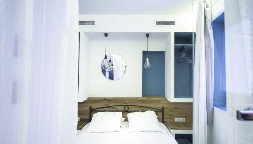 Lit king size appartement à Cannes - Villa Marceau